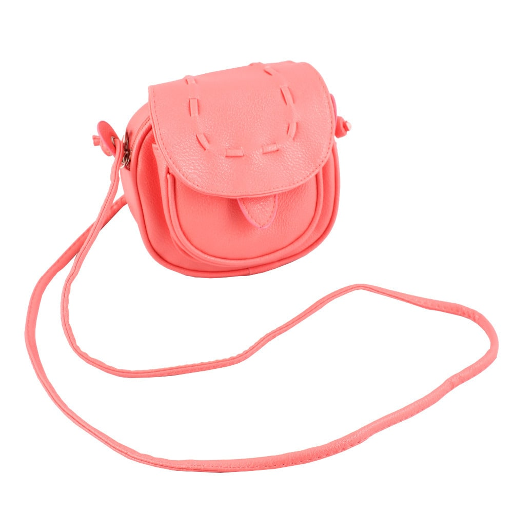 Attractive pink bag