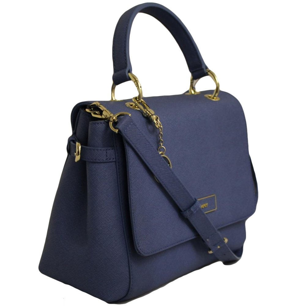 Blue Office Bag