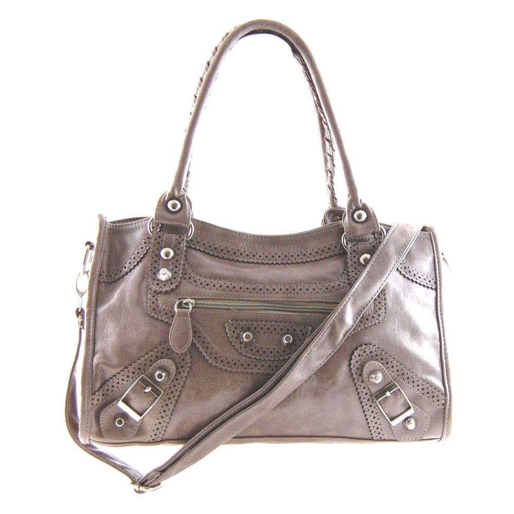 Silver Color Bag