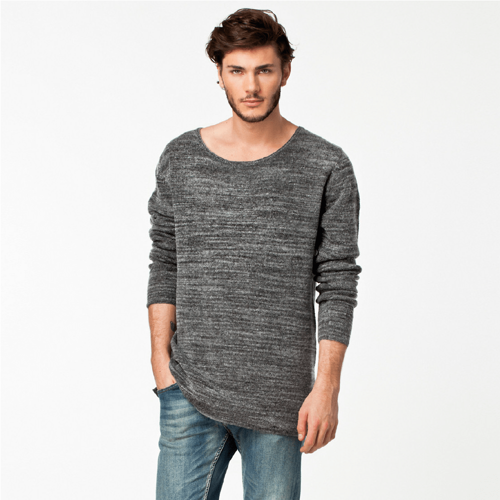 Dark gray t-shirt