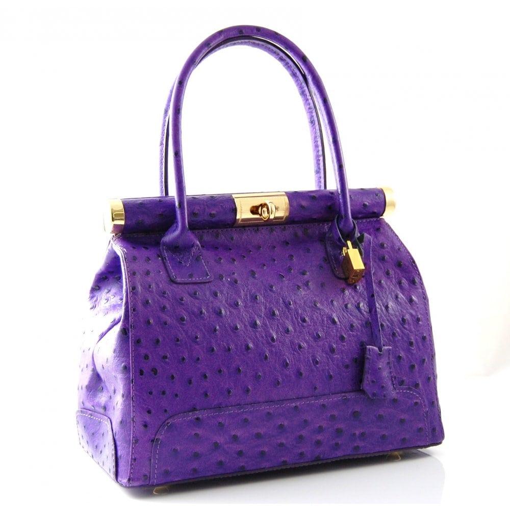 Purple Bag