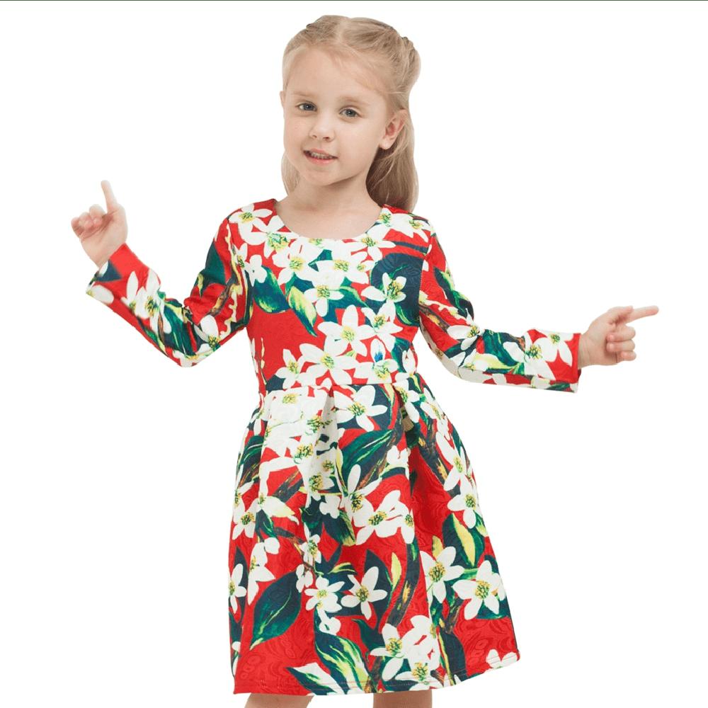 Kids multicolor dress